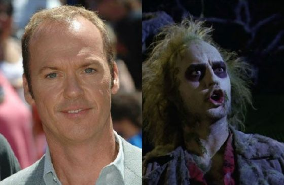 Michael Keaton Como Beetlejuice