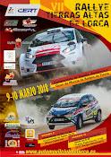 VII Rally Tierra Altas de Lorca