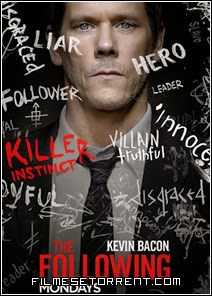 The Following 3 Temporada Torrent HDTV