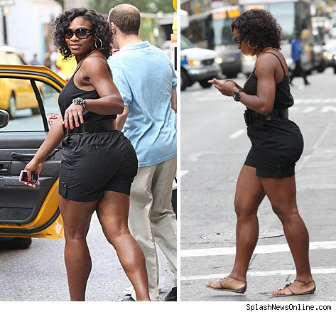 under serena williams