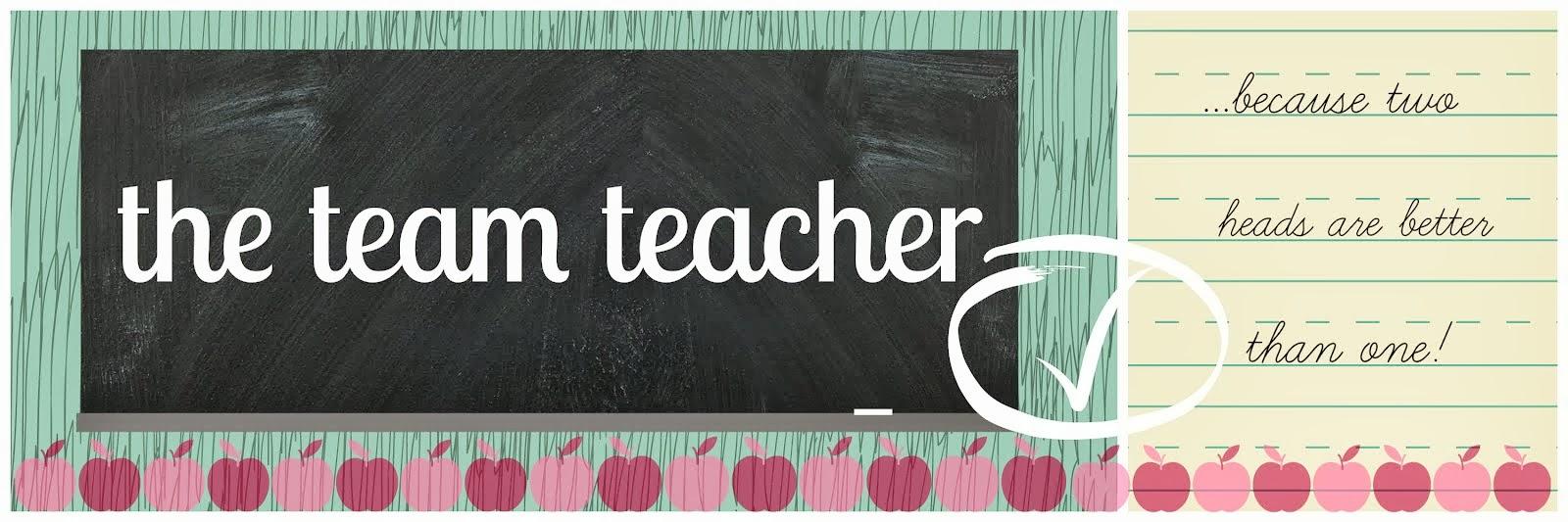 The Team Teacher