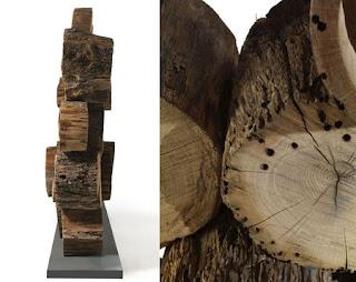 Esculturas de Madera Reciclada