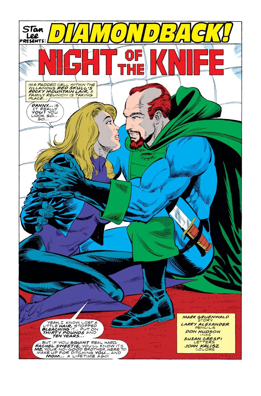 Captain America (1968) Issue #408 #357 - English 12