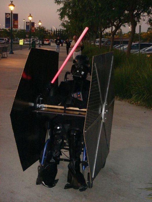 Creative Wheelchair Costumes, wheelchair costumes, awesome costumes