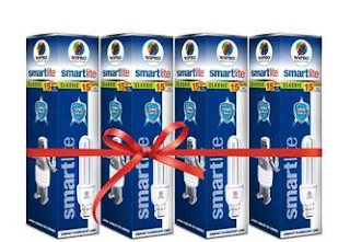 Buy Wipro Smartlite White CFL Of 15 W Set Of 5 at Flat 18 % Off + 300 Cashback ( For New Account )