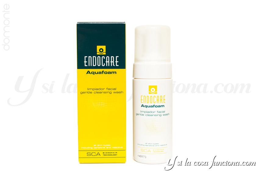 Endocare Aquafoam Producto Tratamiento Acné