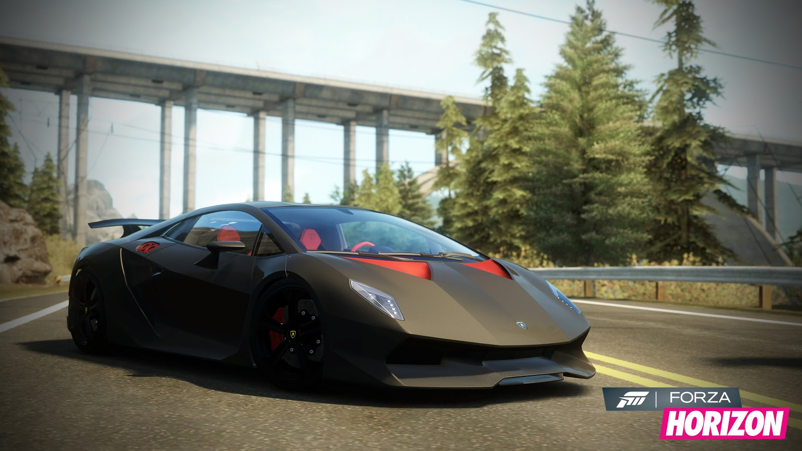 Forza Horizon HD & Widescreen Wallpaper 0.730605221014478