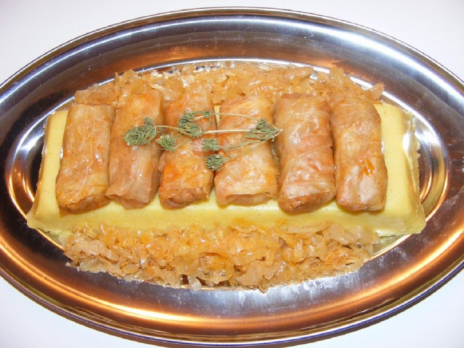 Sarmale traditionale