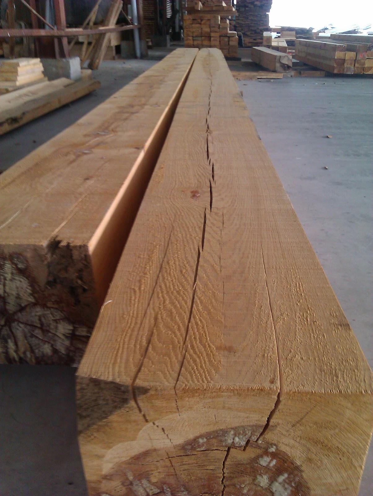 Vigas de madera antiguas restauracin de unas vigas de - Vigas de madera antiguas ...