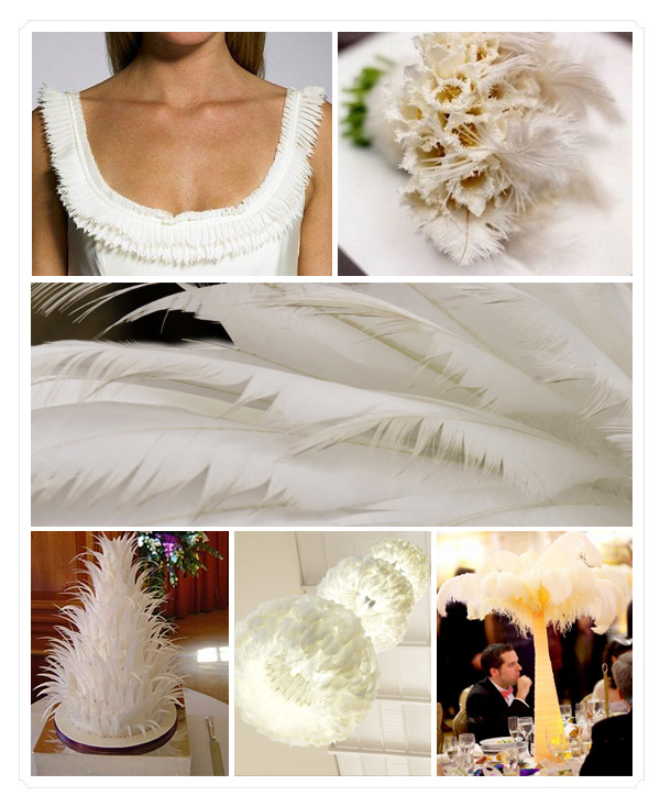 Incredible Wedding with Feathers 600 x 734 · 144 kB · jpeg