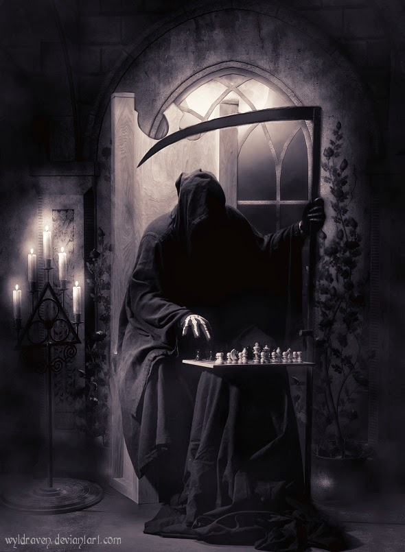01-Death-Is-Only-A-Game-wyldraven-Surreal-Night-Time-Photo-Manipulation-www-designstack-co