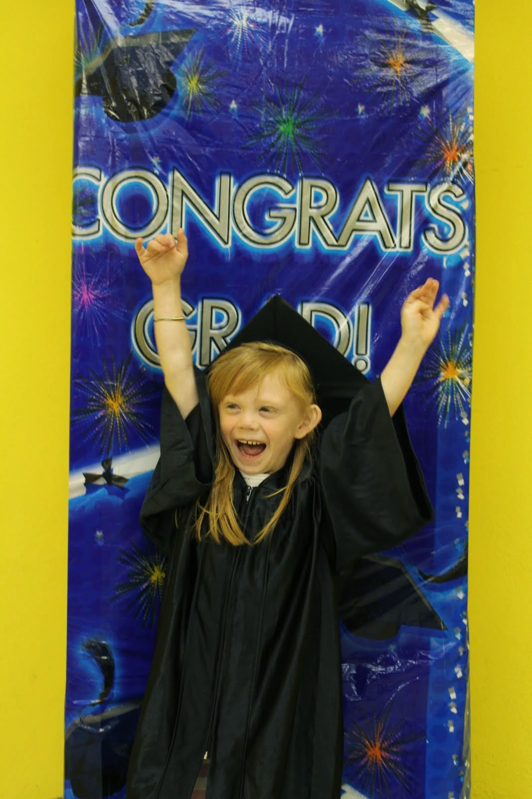 K4 Graduate!