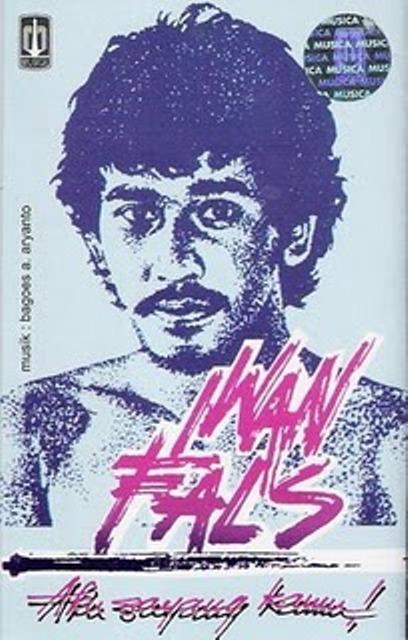 free album iwan fals - Aku Sayang Kamu (1986)