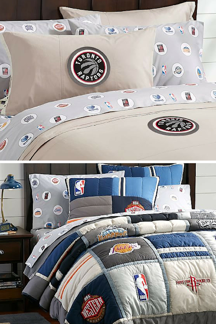 NBA bedding