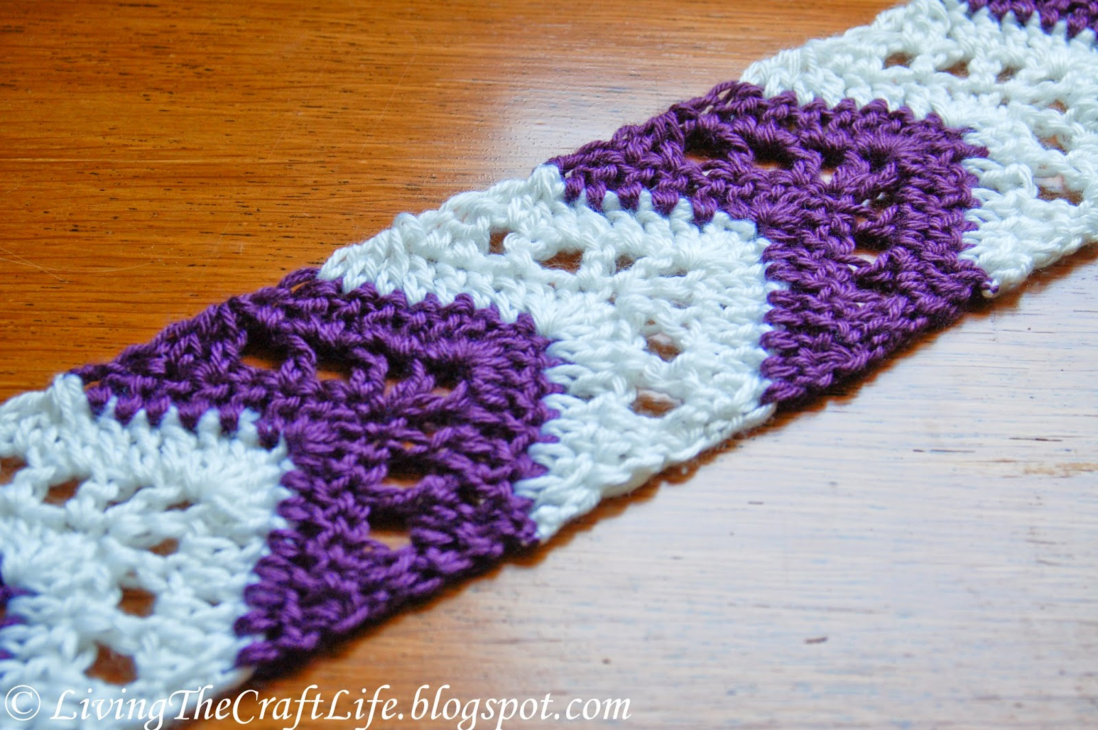 Crochet Stitches Chevron : Living the Craft Life: Chevron Arrow Skinny Scarf - Free Pattern