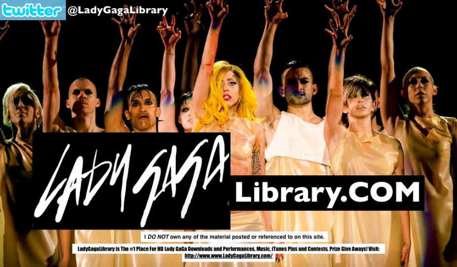 LadyGagaLibrary