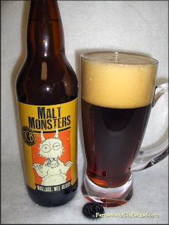 Fort Collins Brewery Wallace, Wee Heavy