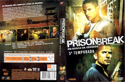 Prison Break 1ª a 4ª Temporada Torrent – Dublado HDTV