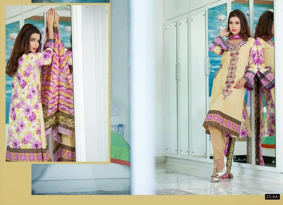 women summer dresses 2014 by sania zara