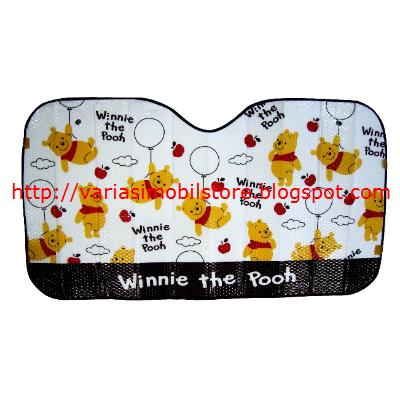 Penutup Kaca Keluarga Disney Winnie The Pooh