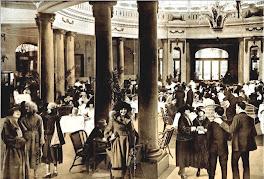Periodistas en el Palace