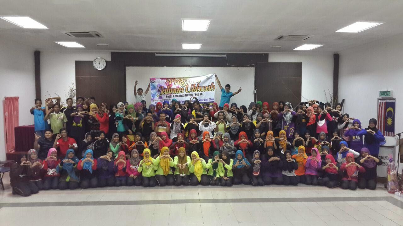 Bersama Pelajar di Pendang Lake Resort