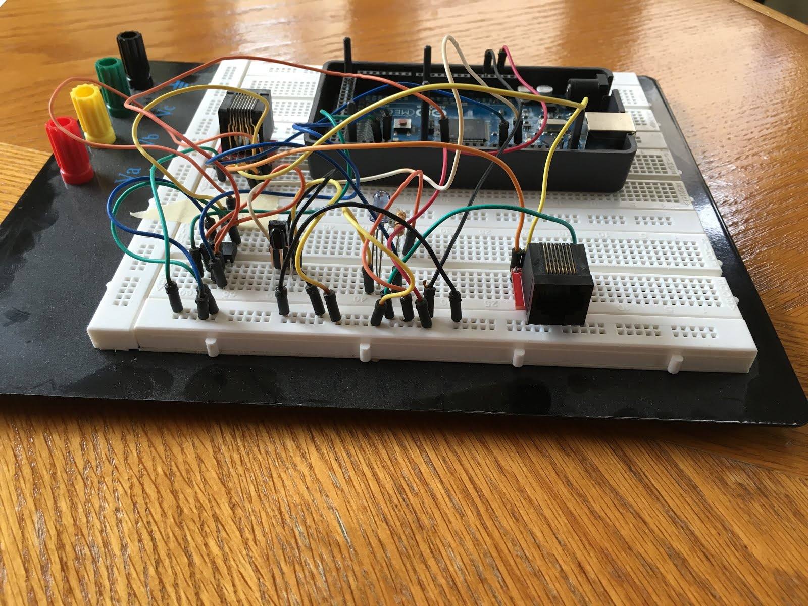 Marks Blog Building An Ir To Rs485 Bridge Verysimpleirremotecontrolcircuit I Wanted Be Able Control My Somfy St30 Rs 485 Shades Via Universal Infrared Remote So Built A Simple Project Using Arduino Aka Genuino