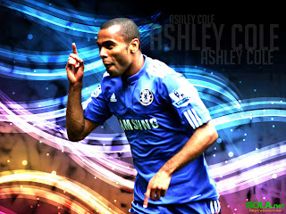 Ashley Cole Chelsea Wallpaper 2011 4
