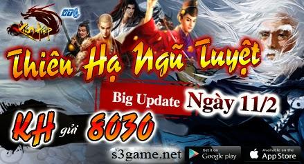 Tải game kiếm hiệp 190 phiên bản mới nhất - Thiên Hạ Ngũ Tuyệt