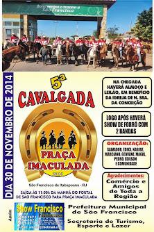 EM PRAÇA IMACULADA EM SÃO FRANCISCO DE ITABAPOANA RJ