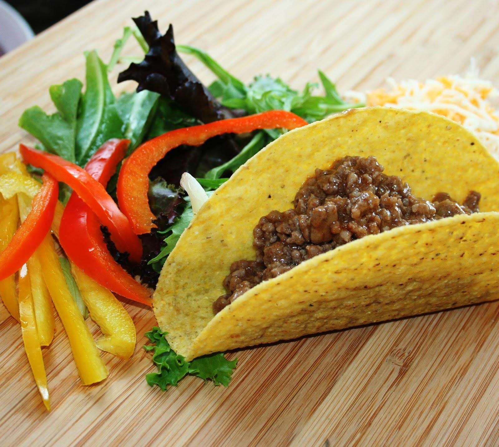 On se croise les doigts recette for Assaisonnement tacos maison