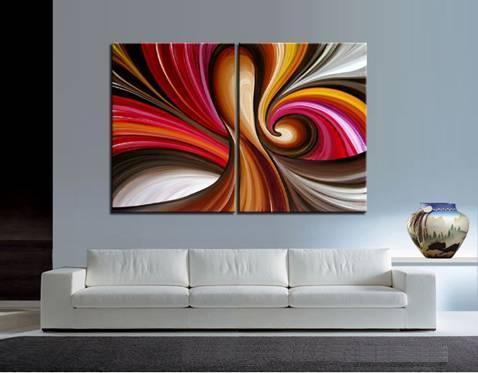 Imagenes de cuadros abstractos modernos imagui - Fotos cuadros abstractos ...