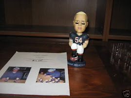 Autographed Bobblehead