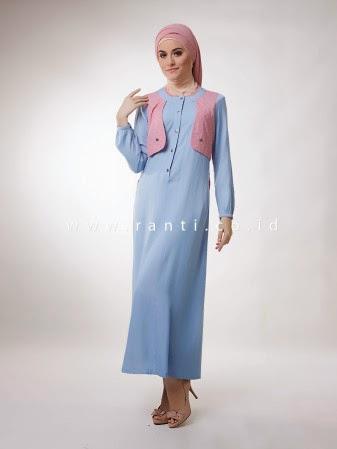 Model Baju Muslim Dan Gamis Terbaru
