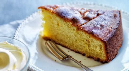torta soffice all'olio / soft oil cake