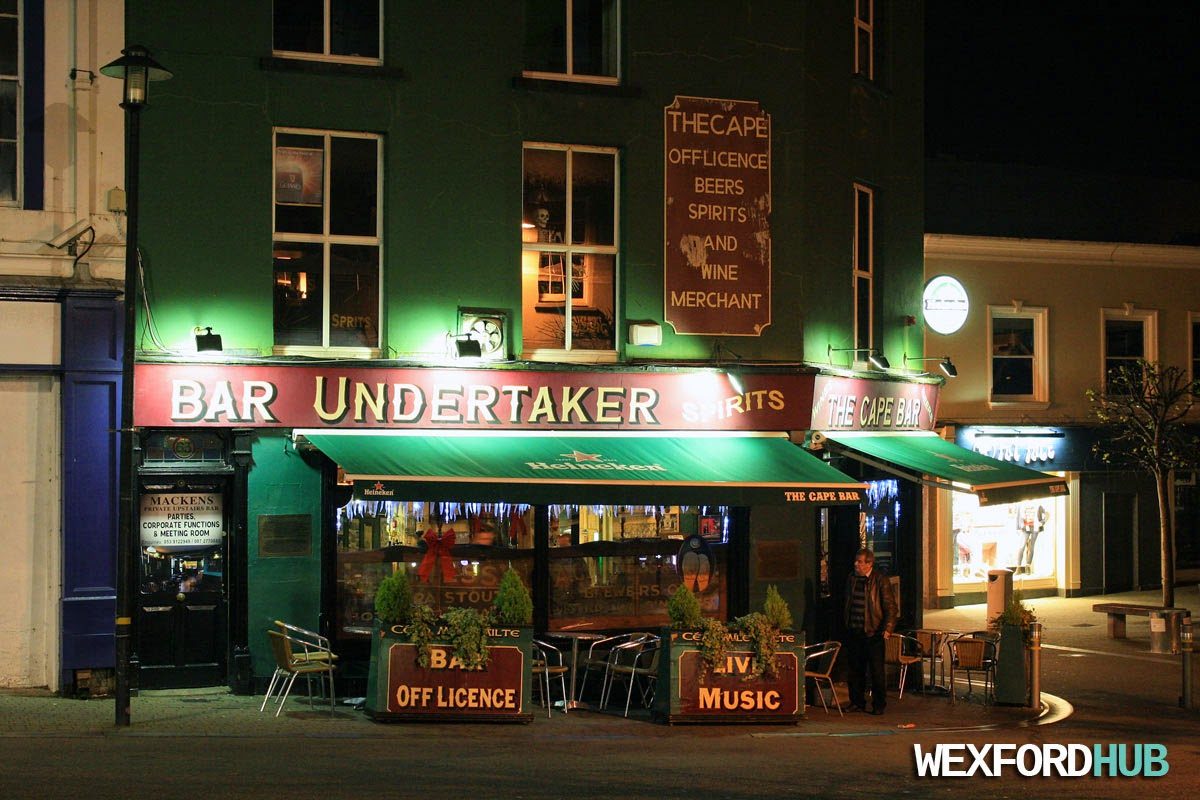 Mackens / The Undertaker, Wexford