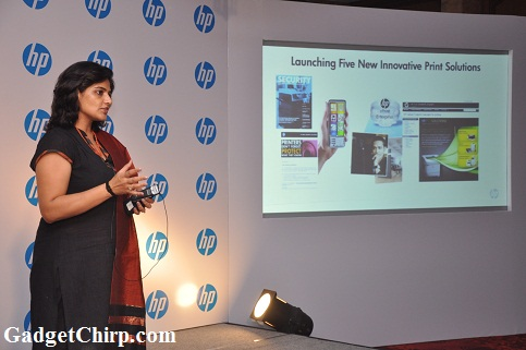 HP IPG launches 5 New Imaging and Printing Services for SMBs in India