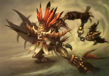 #45 Diablo Wallpaper