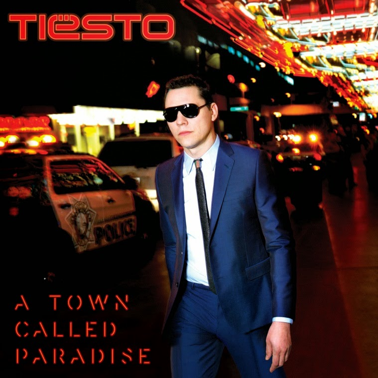 Tiësto A Town Called Paradise Pre-Order