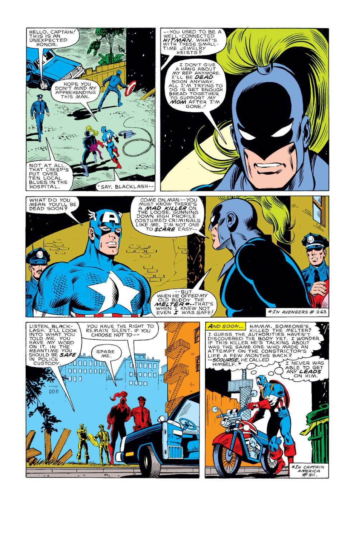 Captain America (1968) Issue #319 #247 - English 4