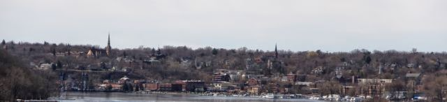 Stillwater on the St. Croix RIver