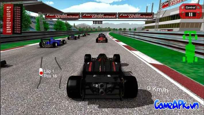 Formula Unlimited 2014 v1.0.11 APK Full cho Android