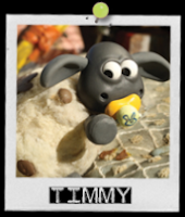 Shaun The Sheep timmy