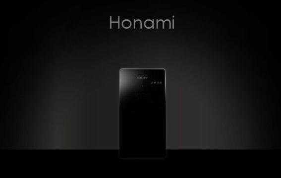 Technology Sony Honami