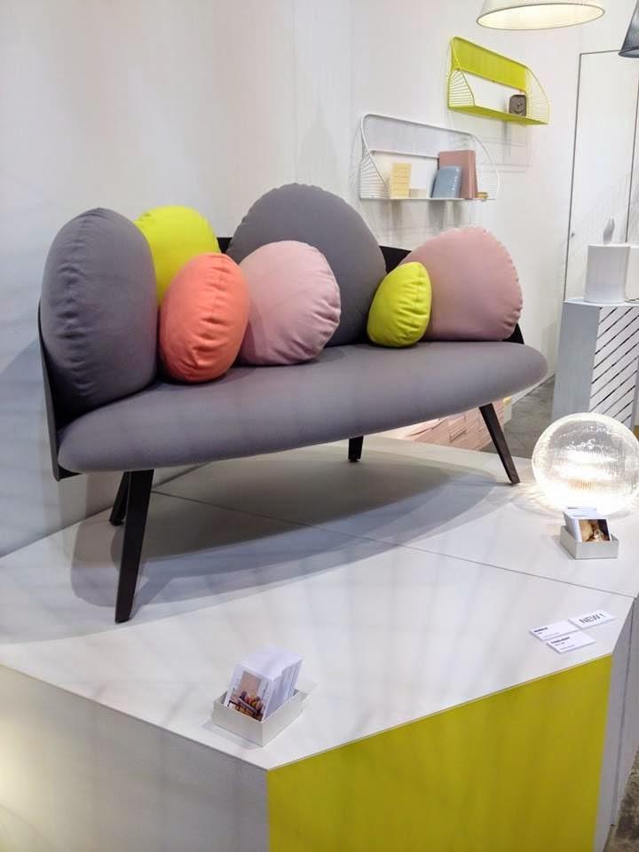 vintage trendy salon international du meuble milan. Black Bedroom Furniture Sets. Home Design Ideas