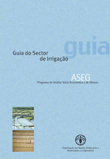 Publicação: Guia do setor irrigação