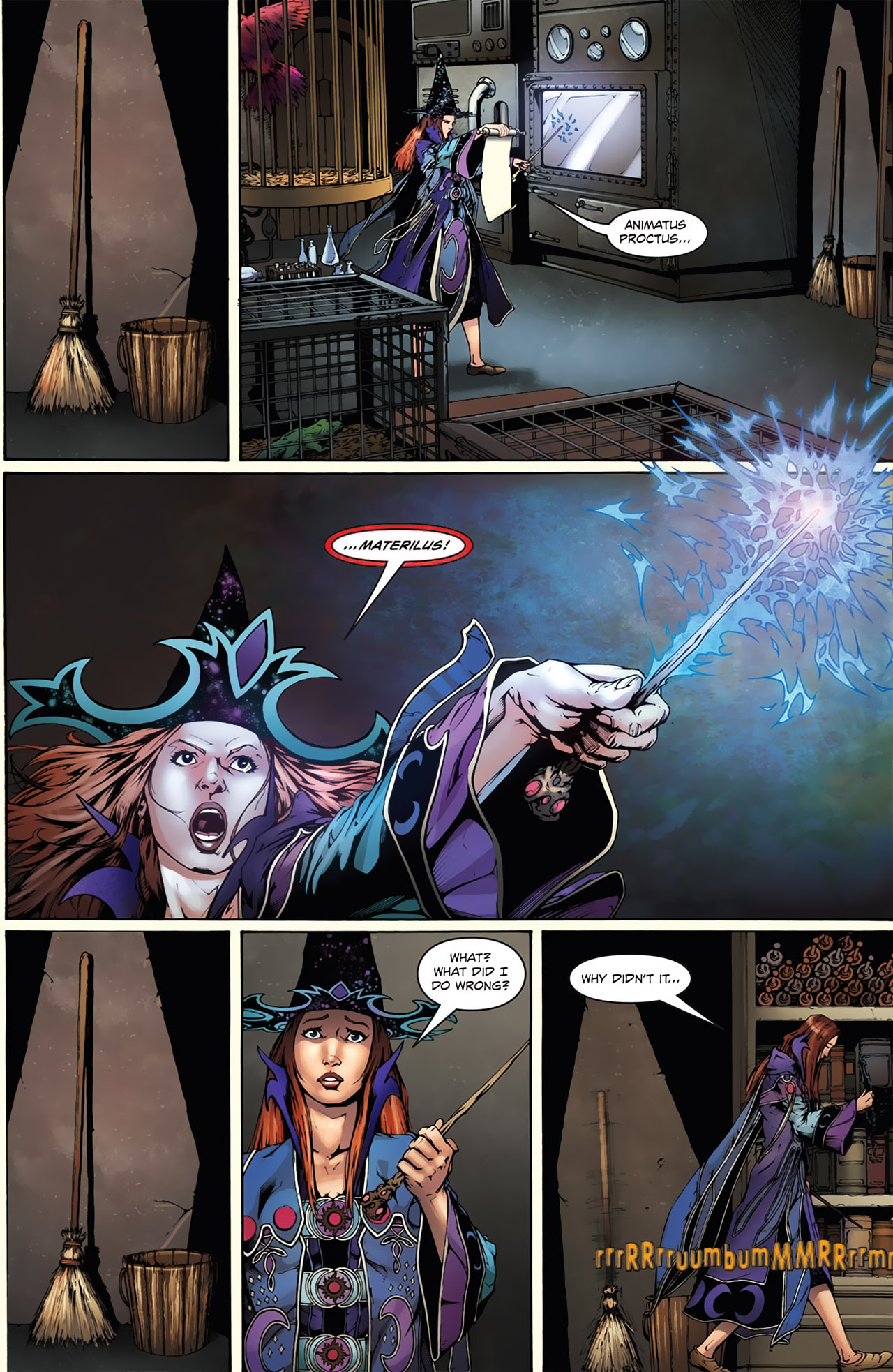 Grimm Fairy Tales (2005) Issue #21 #24 - English 9