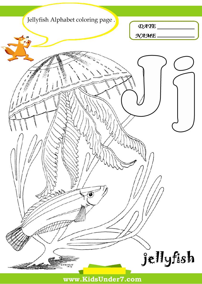 Big j coloring pages - Big J Coloring Pages 49