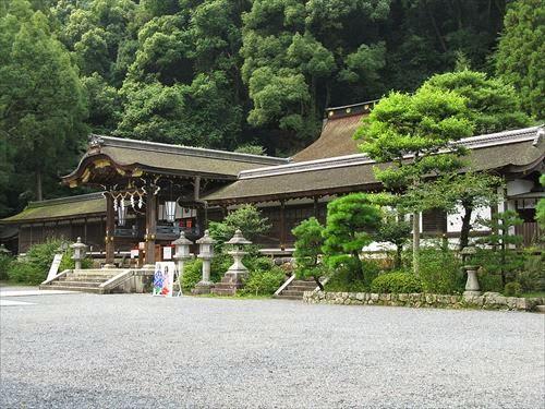 松尾大社(まつおたいしゃ)