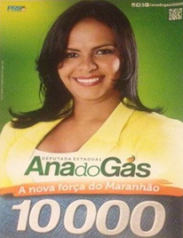 Ana do Gás - 1000